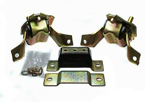 Energy Suspension 4 1124g Motor And Transmission Mount Fits 84 95 Capri Mustang