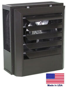 Electric Heater Commercial industrial 208v 3 Phase 50 Kw 170 600 Btu