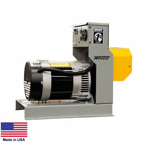 Generator Pto Powered Brushless 15 000 Watt 15 Kw 120 240v 1 Phase