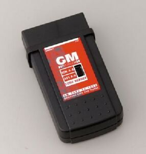 1982 94 Gm Code Reader Scanner Obdl Chevrolet Diagnostic Ecm Check Engine Light