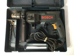Bosch Hammer Drill 0601194639 Electric W Case ma car ppj008264
