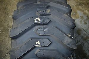 26x12 00 12 Tire 4 Ply blemished Trac Loader 26120012