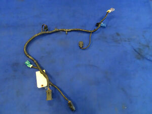 01 Ford Mustang 4 6l 5 Speed Manual Transmission Wire Harness Oem Take Off 21