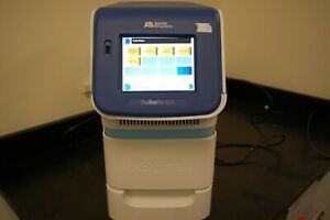 Applied Biosystems Steponeplus Real time Pcr System Sold As Is 4376592