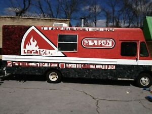 2003 Workhorse Brick Oven Pizza Truck For Sale In Tennessee