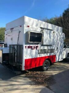 2003 Used Gmc Street Food Truck For Sale In Texas