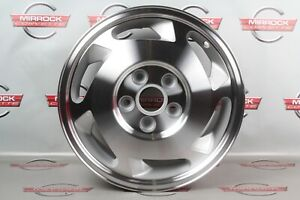 C4 Corvette 1988 Base Model Wheel 16 X 8 5 Left Side Rare Refinished Excellent