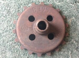 8395 A New Clutch Wheel For A Mccormick deering Little Genius No 3 Plows