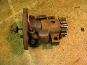 Stover Ct2 Hit Miss Gas Engine Governor Assembly Weights Gear Shaft