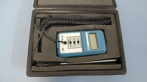 Tsi Incorporated Velocicheck Model 8330 Air Velocity Meter With Probe