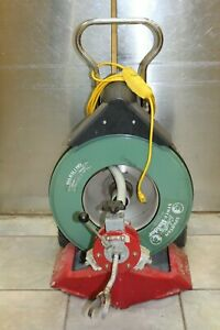 Spartan 1065 Roto Rooter Sewer Pipe Drain Cleaning Machine