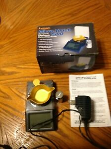Lyman 7750700 Micro-touch 1500 Digital  Electronic Reloading Scale 115v