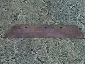 915710 A New 22 Inch 4 Hole Rh Plow Share For Various Moldboard Plows