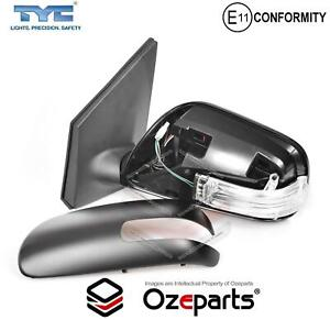 Lh Lhs Left Hand Door Mirror 5pins For Toyota Corolla Zre152 2010 2013 Sedan