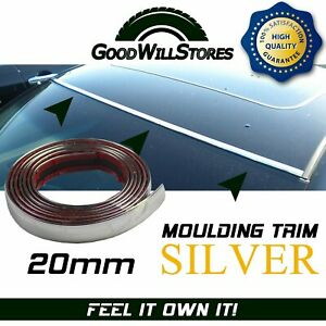 Auto Moulding Trim Strip All Season Guard Door Handle Tailgate Decorate 40ft