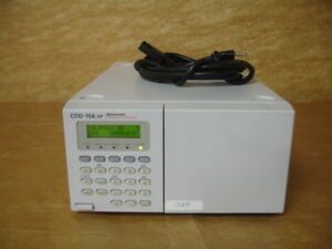 Shimadzu Cdd 10a Vp Conductivity Detector For Hplc System 12009