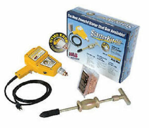 H S Auto Shot Stud Auto Body Dent Puller Welder Slide Hammer Starter Repair Kit