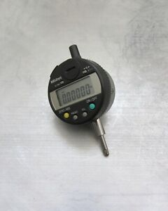 Calbrtd Mitutoyo 543 252 00005 Digimatic Digital Dial Indicator New Batt Perfct