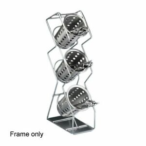 Cal mil 1025 3 39 Silver 3 Hold Silver Flatware Display
