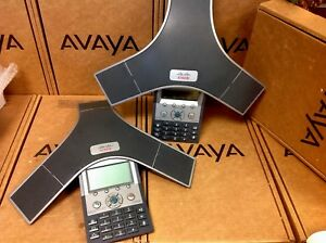 Lot Of 2 Cisco 7937g Cp 7937g Uc Conference Speaker Phone 2201 40100 001