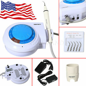 Usps Dental Ultrasonic Piezo Scaler Handpiece Tips Fit Ems woodpecker E2 Et