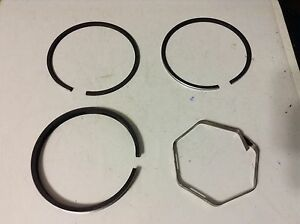 539383r1 A New Original Piston Ring Set For An International C 123 Engines