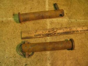 Ford 6000 Tractor Draft Link Pins 3 Point Hitch