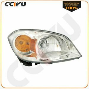For 2005 2010 Chevrolet Cobalt Base ls Right Side Head Lamp With Bulb