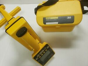 3m Dynatel 2573 Wand Cable Fault Locator W 2273 Transmitter