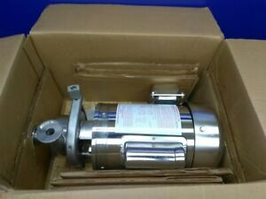 Delaval Stainless Steel Milk Pump With 1 hp 1 phase Motor 10434