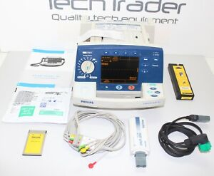 Philips Heartstart Xl Aed Defibrillator With Pacing Option M4735a