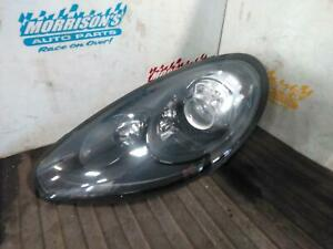 Porsche Panamera Left Oem Headlamp Gts Led Headlamps 14 15 16 19b0113