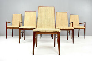 Mid Century Dining Chairs By Milo Baughman For Dillingham Set Of Six