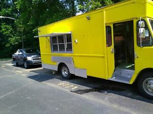 Chevy P30 Pizza Truck Used Mobile Pizzeria For Sale In Tennessee