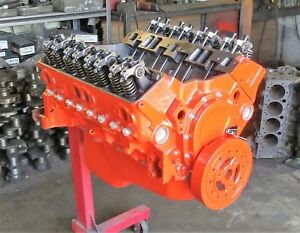 400 Hp 383 Chevy Stroker Engine Motor With Gm High Flow Heads And R Rockers