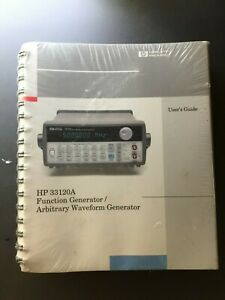 Hp 33120a Function Generator Arbitrary Waveform Generator Service User Guide