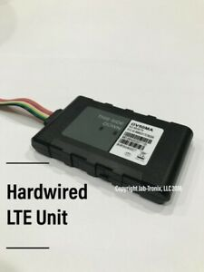 Professional Hardwired Real Time Gps Tracker Lte Based Gps Tracking