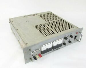 Systron Donner Trygon M5c40 30 0v Super Mercury Power Supply 40v 30a