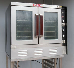 Vulcan Convection Oven Natural Gas Sg22b