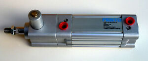 Festo Air Cylinders Dnc 40 50 ppv a kp With Speed Adjustments Double Actuating