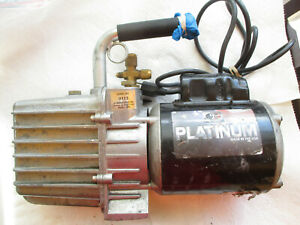 Jb Industries Platinum Vacuum Pump Model Dv 285n 10cfm