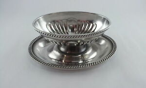 Reed Barton Silver Soldered 2900 Sauce Dish