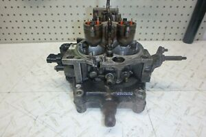 Chevrolet Gm 7 4l 454 2 Bore Tbi Throttle Body With Injectors