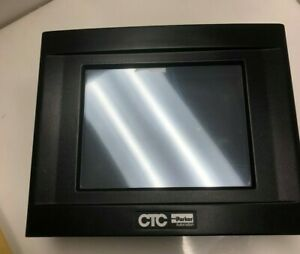Ctc P15 044dr 3 Parker Automation Operator Interface 10in 18 28v dc 78w