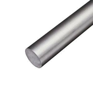 1018 Cf Steel Round Rod 0 437 7 16 Inch X 48 Inches 3 Pack
