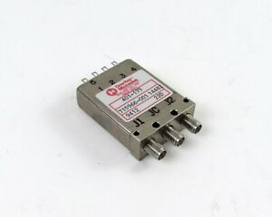 Dow key 401 175 Rf Microwave Switch 15v Sma Nsn 5985 01 320 1388