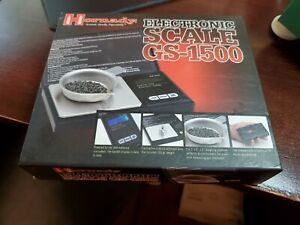 HORNADY GS1500 ELECTRONIC RELOADING SCALE