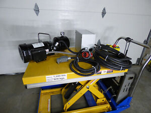 Spx Hydraulic Power Supply For Lift Tables Hd