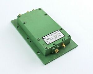 Interstate Electronics Iec 607 518 001 Frequency Converter 15v