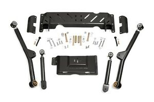 Rou 68900u Rough Country 84 01 Jeep Cherokee Long Arm Upgrade Kit 4 6in Lifts
